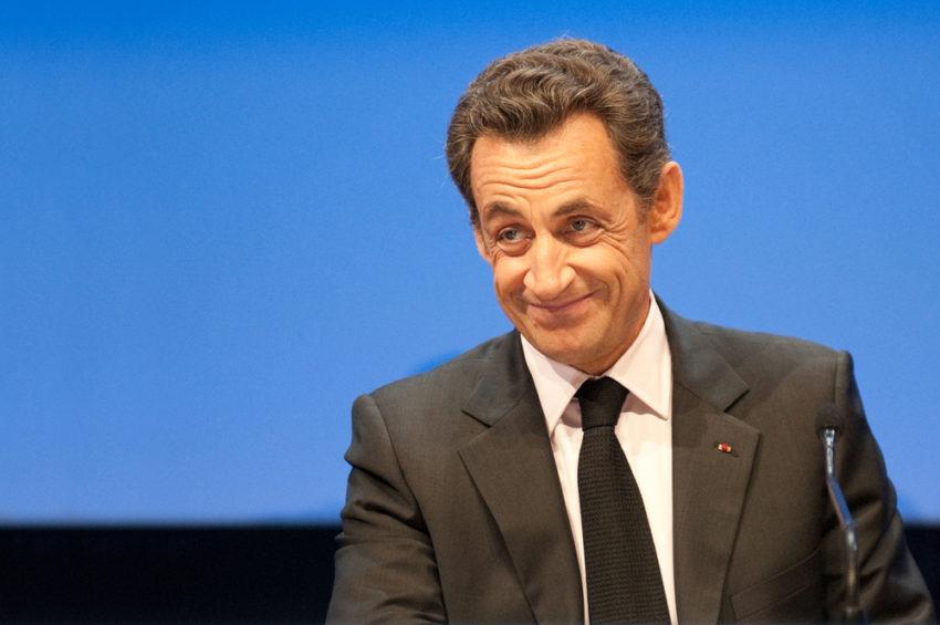 Former president Nicolas Sarkozy (c) Frederic Legrand - COMEO / shutterstock